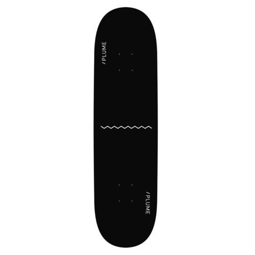 Plume skateboard Wave